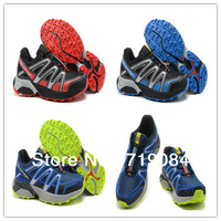 Free shipping New arrivals Salomon XT HORNET Men's  Running Shoes And Men Athletic Shoes