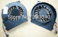 New CPU Cooling Fan For HP G4 G6 G7-1000 G6-1B67CA CQ56 G56 series laptop/notebook Kipo 055417RIS MF75120V1-C050-S9A 0.4A 4pin