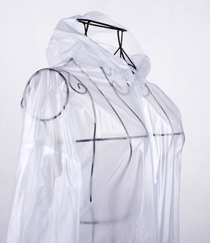 Transparent sand raincoat fashion male women's 2013 women's breathable poncho single multifunctional
