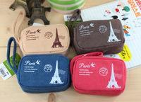 2013 new.Paris zero wallet . key bag . Coin Purse . pouch .      .      g..hot sale