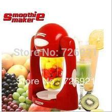 Hot Sale Multifunction Electric Smoothie Maker Juice Machine ice Cream Juicer Yogurt Fruit Salad Blender(China (Mainland))
