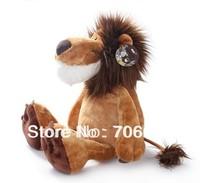 Stuffed Animal jungle africa Lion huge Soft Plush toy 9 inch toy 25cm wt71