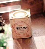 2013 new.  useful tea iron case . storage case . portable flower tea box .hot sale