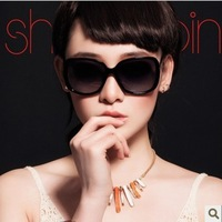 Female sunglasses 2013 the trend of fashion anti-uv sunglasses mirror driver driving mirror