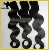 New Arrival ! Chinese Virgin Hair Weft,Unprocessed Human Remy Hair Body Wave 3pcs Lot 300G/Lot Free Shipping!!