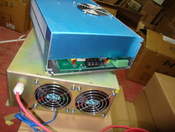 High quality DY10 laser  power supply for reci tube W2