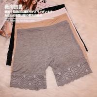 Milk 2012 female shorts fiber safety pants lace shorts legging