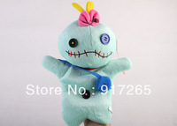 Lovely Lilo & Stitch Plush doll toy, Stitch Hand puppets for Children gift Hot sale 28cm 10.2 in free shipping