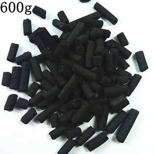 600g Aquarium Activated Carbon Filter Material - Aquarium External Canister Filter +Mesh bag