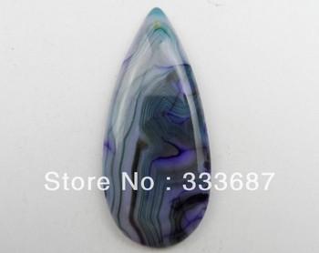 E1530 Free Shopping Beautiful Romantic Fashion Onyx Agate Pendant Bead 1pcs/lot