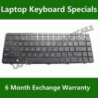 Brand new laptop keyboard for HP Pavilion DM4 DM4-1000  US layout  Black With Frame
