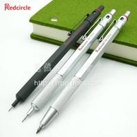 Domestic redcircle 600 full metal red ring mechanical pencil line pen 0.5 - 2.0