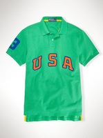 2013 men USA polo,S-XXL.