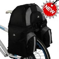 60L Roswheel 3 in 1 bike bicycle bags mountain bike waterproof pack for cycling sports