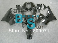 H484 Whole Black Full Fairing For CBR900RR 96 97 CBR-900RR 1996-1997 CBR 900RR 893 96 97 1996 1997