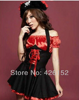 Halloween Pirate clothing Christmas dress costume role-playing arena
