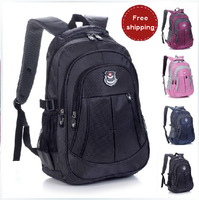 2013 girls/boys Student backpack,1.3m~1.6m children school bag,kid's double shoulder school backpacks, light&waterproof,4COLORS
