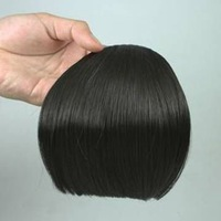 Free shipping high quality  fringe bang,fashion neat bang