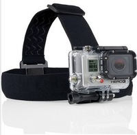Free shipping Gopro head strap mount
