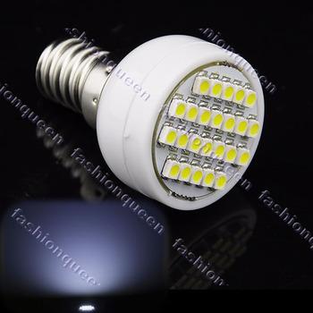 New Light Bulb E14 LED 24 Corn Light Cool White SMD3528 Bulb Lamp 200V-240V/2W 11861
