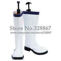 Good Quality Cosplay Boots Inspired by Hetalia Korea Im Yong Soo White