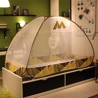 M yurt bunk beds mosquito net three door dome mosquito net