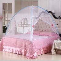 Mongolia mosquito net bag magic princess mosquito net fully-automatic encryption dome