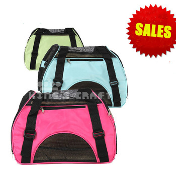 Free Shipping - Dog Cat Luggage Pet Carrier,  Dog Carrying Handbag Travel Bag, Backpack Pet Carrier