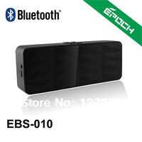FREE SHIPPING!!!  Black, Hand Free Hot Desgin bluetooth wireless speakers EPOCH EBS-010 For iPhone/iPad/Samsung/HTC