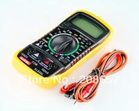 New XL-830L Digital Multimeter Voltmeter Ammeter Ohmmeter LCD Display Volt Test