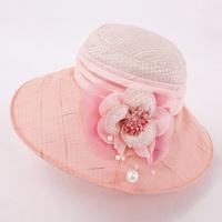 Summer new arrival women's flower sunbonnet anti-uv hat female ma066 sunscreen sun hat