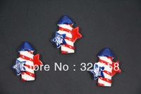 "1"" Lovely Stars lighthouse  FlatBack Resins Scrapbooking Embellishment 50pcs Free Shipping"