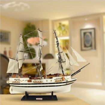 50cm The Amerigo Vespucci wooden ship model sailboat handmade ship models free shipping 1 pcs