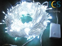 2pcs/lot; Freeshipping! Multicolour 100 LEDs String Light 10M 220V Decoration Light for Chirstmas, weddling ceremony and party