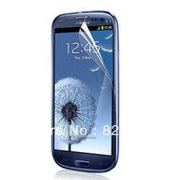 Samsung i9300 mobile phones sticker paster samsung i9300 grind arenaceous film i9300 hd film screen