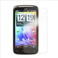 50pcs/lot free shipping with retail package high clear screen protector for HTC G14