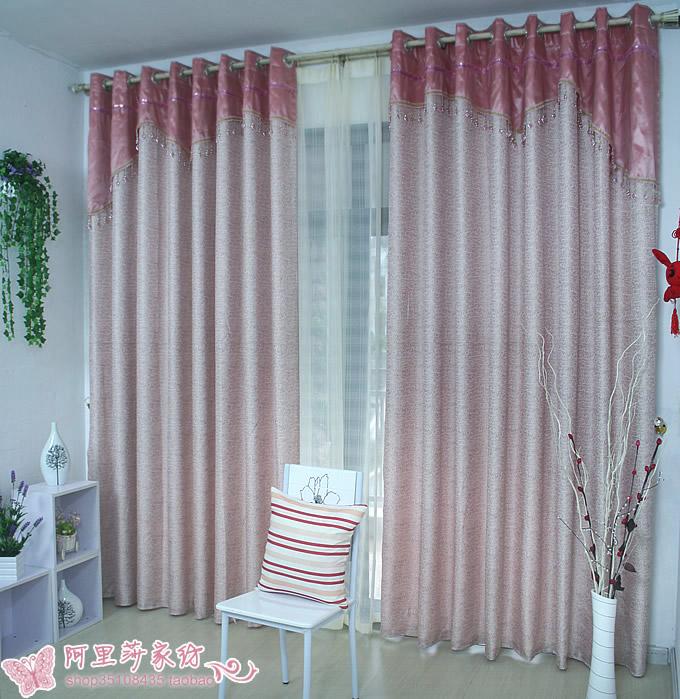 Grises cortinas de la ventana compra lotes baratos de - Cortinas gris plata ...