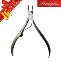 Plier dead skin scissors special finger plier pedicure scissors finger cut nail art tools