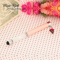 Missgirl multifunctional crystal pen ballpoint pen - pendant