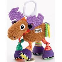 minkou la multifunctional rattles, teethers multifunctional baby toy
