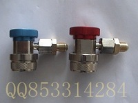 134a automotive air conditioning adjustable joint fluorine qc-l ha quick connector fluorine connector