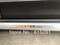 Subaru Forester Side step bar running board,2013,Wholesale prices