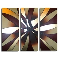Modern Abstract Huge plant Canvas Art Oil Painting #a94 free shipping 01138
