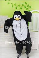 1 pcs  Pajamas Animal party Cosplay Costume Fleece Penguin game cartoon animal sleepwear