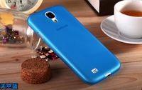 2PC/Lots For Samsung Galaxy S4 i9500 Ultra Thin Case 0.3mm Matte Soft PP  Case Top Quality Free shipping