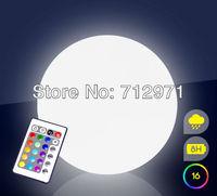 30cm IP68 LED Floating Ball/LED Magic Ball