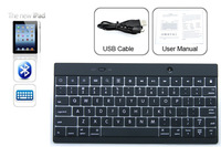 New design-Ultra thin Wireless Bluetooth Keyboard Case for Tablets & Smartphones