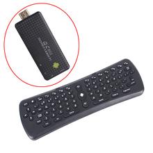 RC11 Wireless Keyboard+Rockchip RK3188 Quad Core TV Box Android Mini PC 2GB RAM 8GB ROM HDMI Bluetooth(China (Mainland))