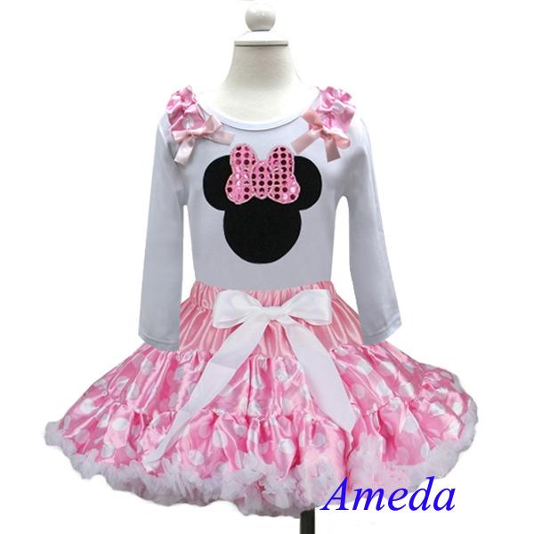 Vestidos para fiesta de Minnie Mouse - Imagui