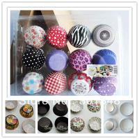 500+ patterns Assorted 200 pcs  Bakery Baking Cases Cake Decorating Tools